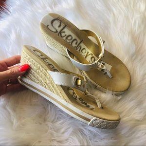Skecher's Wedge Sandal